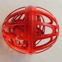 Пластиковая капсула для стирки