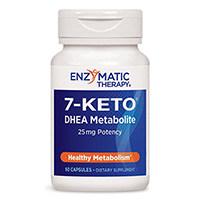 Terapia enzimática 7-Keto