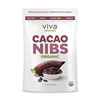 Viva Labs Raw Cacao Nibs