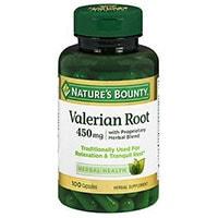 Natures Bounty Valerian Root