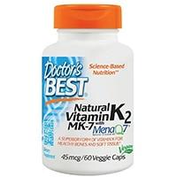 ექიმის საუკეთესო ბუნებრივი ვიტამინი K2 MK-7