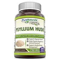 Pure Naturals Psyllium Husk