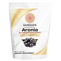 Samsara kruie Aronia Berry Uittreksel Powder