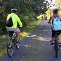 Bucks county has great bike paths