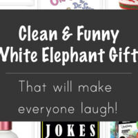 Clever and Creative White Elphant Gifts (Clean)