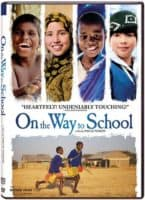 On the way to school follows kids as they get to school in morocco, kenya, argentina and india.
