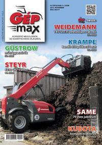 GÉPmax – 2012-11 – november