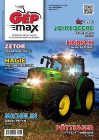 GÉPmax – 2012-12 – december