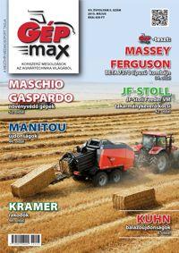 GÉPmax – 2015-05 – május