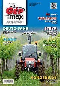 GÉPmax – 2014-02 – február
