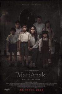Poster Film MatiAnak