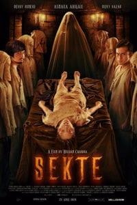 Poster film Sekte