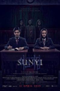 Poster film Sunyi