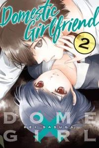 Review Manga Domestic Girlfriend (Kodansha, 2014)