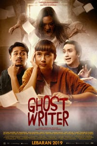 Poster film Ghost Writer