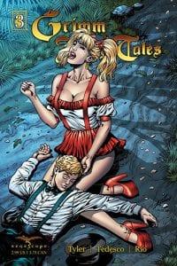 Review Komik Grimm Fairy Tales #3 (Zenescope, 2005)