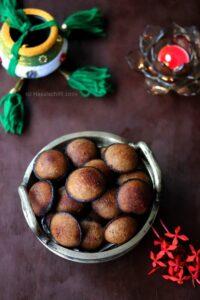 Neyyappam / Nei Appam / Kerala Sweet Appam Recipe