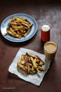 Sweet Potato Fries in Air Fryer