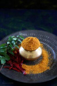 Rasam Powder Recipe / Rasam Podi