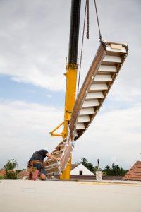 Tipp zum Bau beschreibt Ihnen die vielfältigen Einsatzgebiete der Außentreppe.