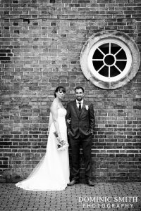Wedding Couple Photos at East Court