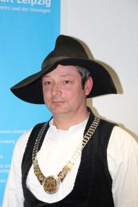 Obermeister der Innung Zimmerermeister Thorsten Schmidt
