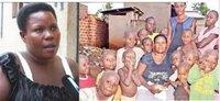 40 Yaşındaki Kadın 44 Çocuk Doğurdu