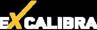 Logo Ex Calibra blanc