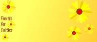 Bild - Twitter Hintergrund - sunflower, Dateityp: png, 1600 x 685, Größe: 162.23 kB