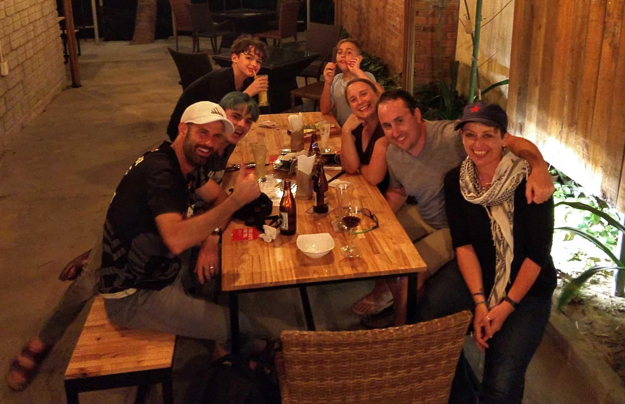 The Happy Buffalo Hoi An Where the Jones World Travel Family
