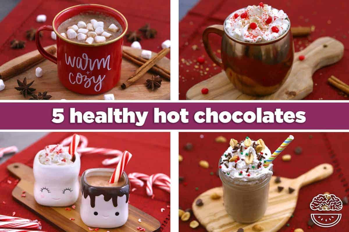 Healthy Hot Chocolate Recipes