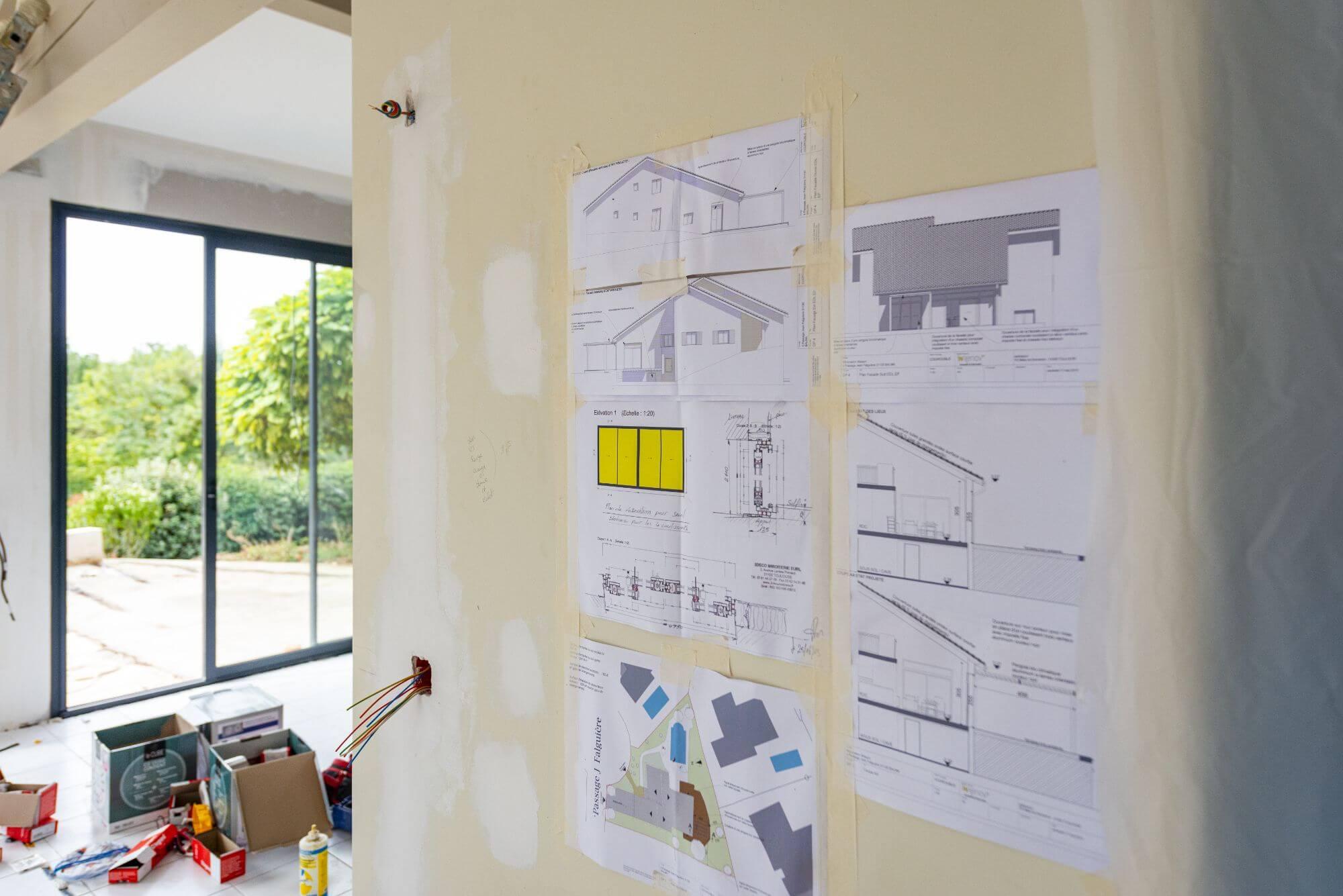 Plans, Maitrise d'oeuvre, Toulouse