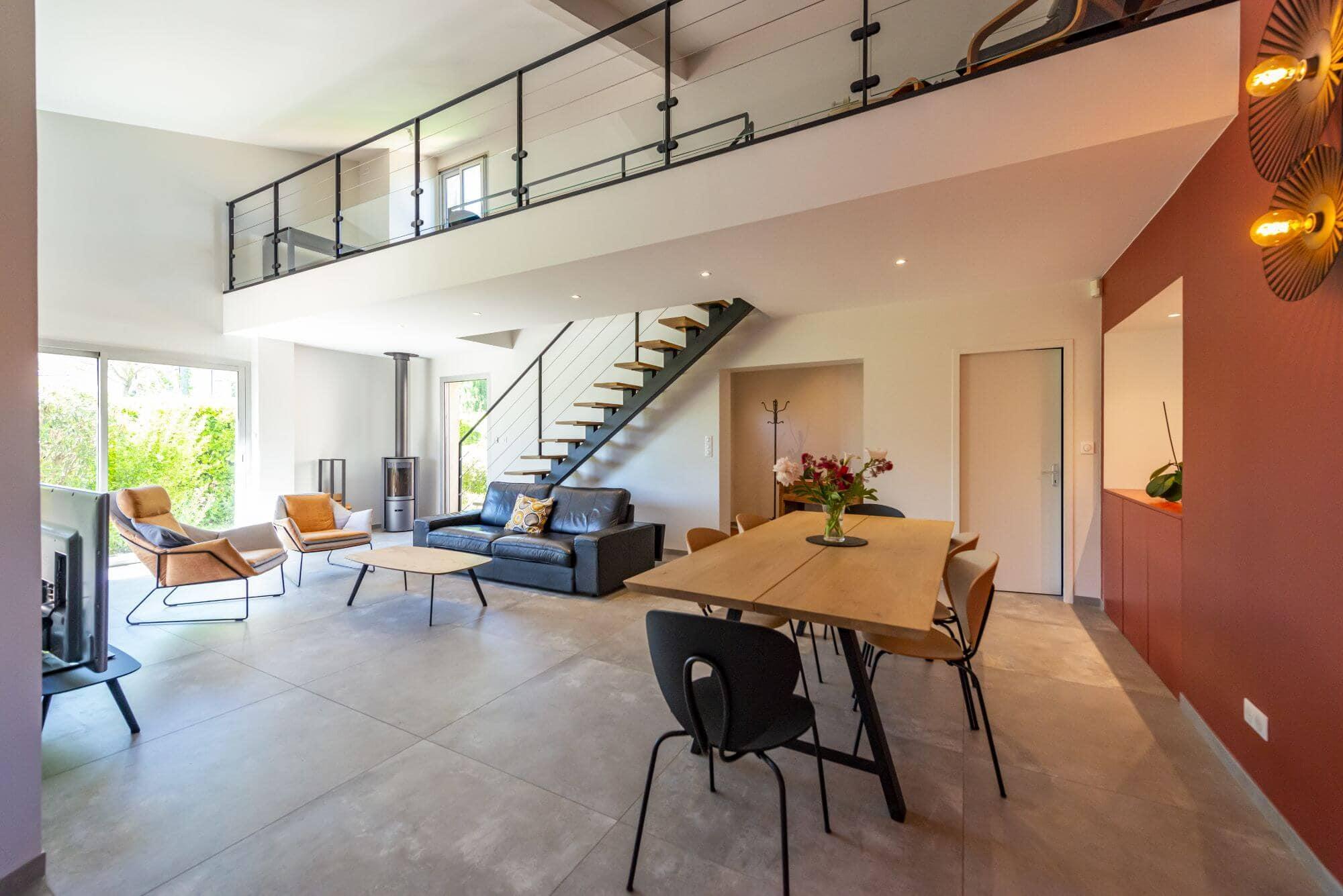 Projet Archi d'interieur, architecte