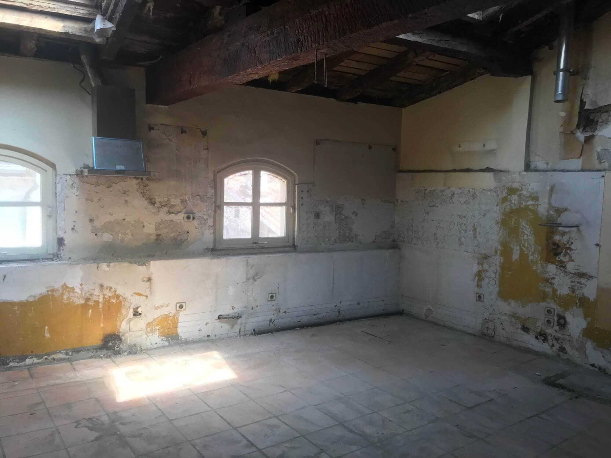 Fenêtres cuisine, Rénovation cuisine, Duplex