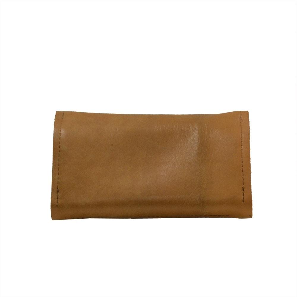 Portemonnaie recycelt aus Turn- und Sportgeräten von hinten