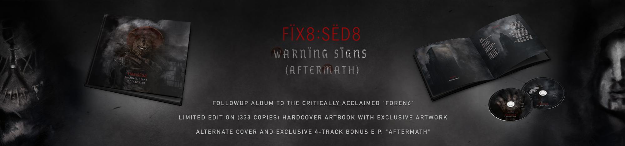 Fix8:sed8 Album Design