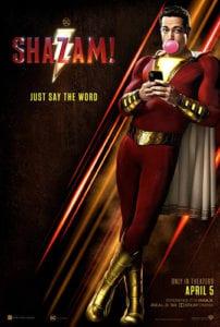 Poster film Shazam