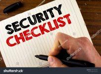 Przykładowa procedura bezpieczeństwa systemu IT