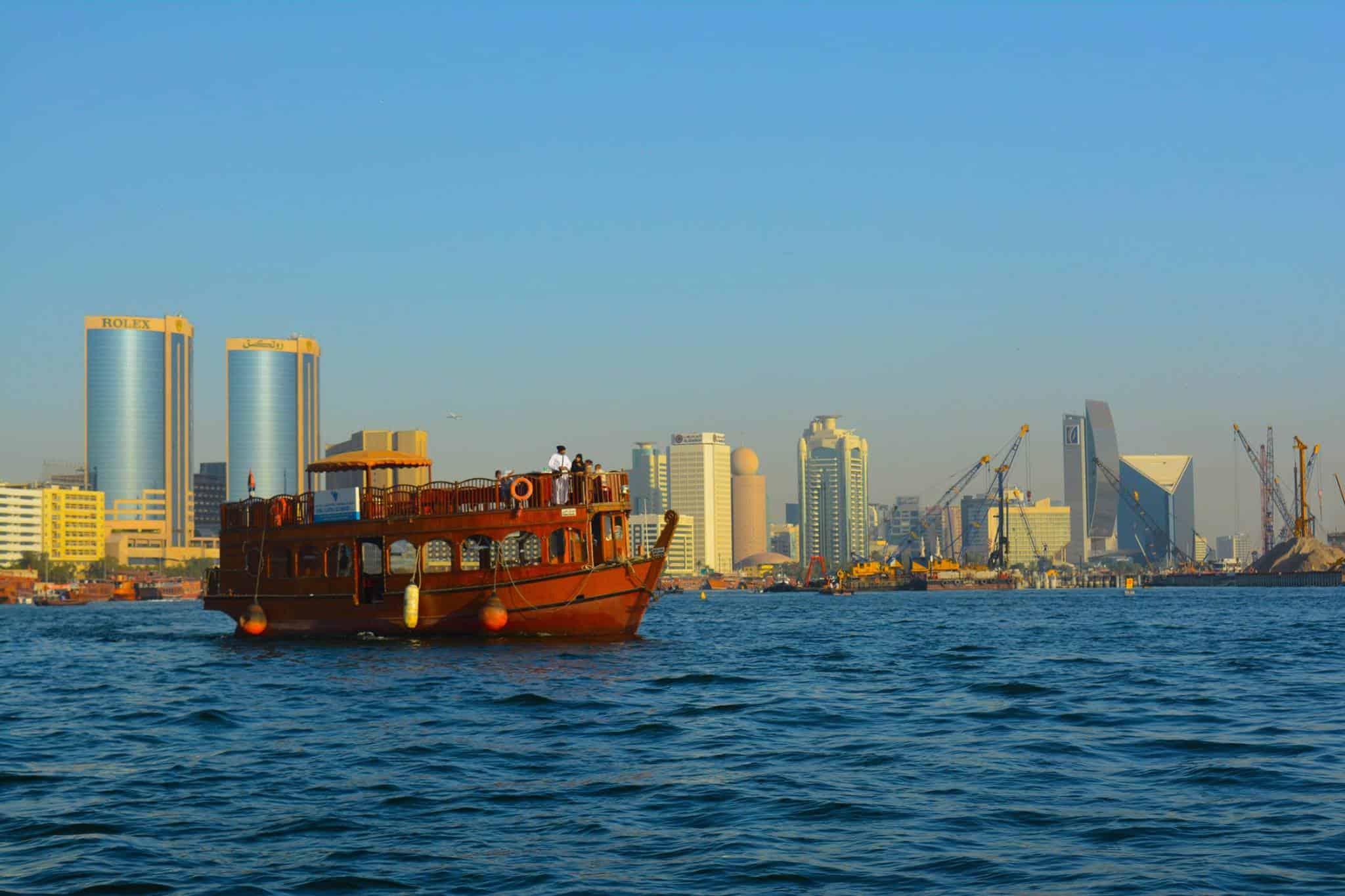 Bur Dubai - lugar de Patrimonio