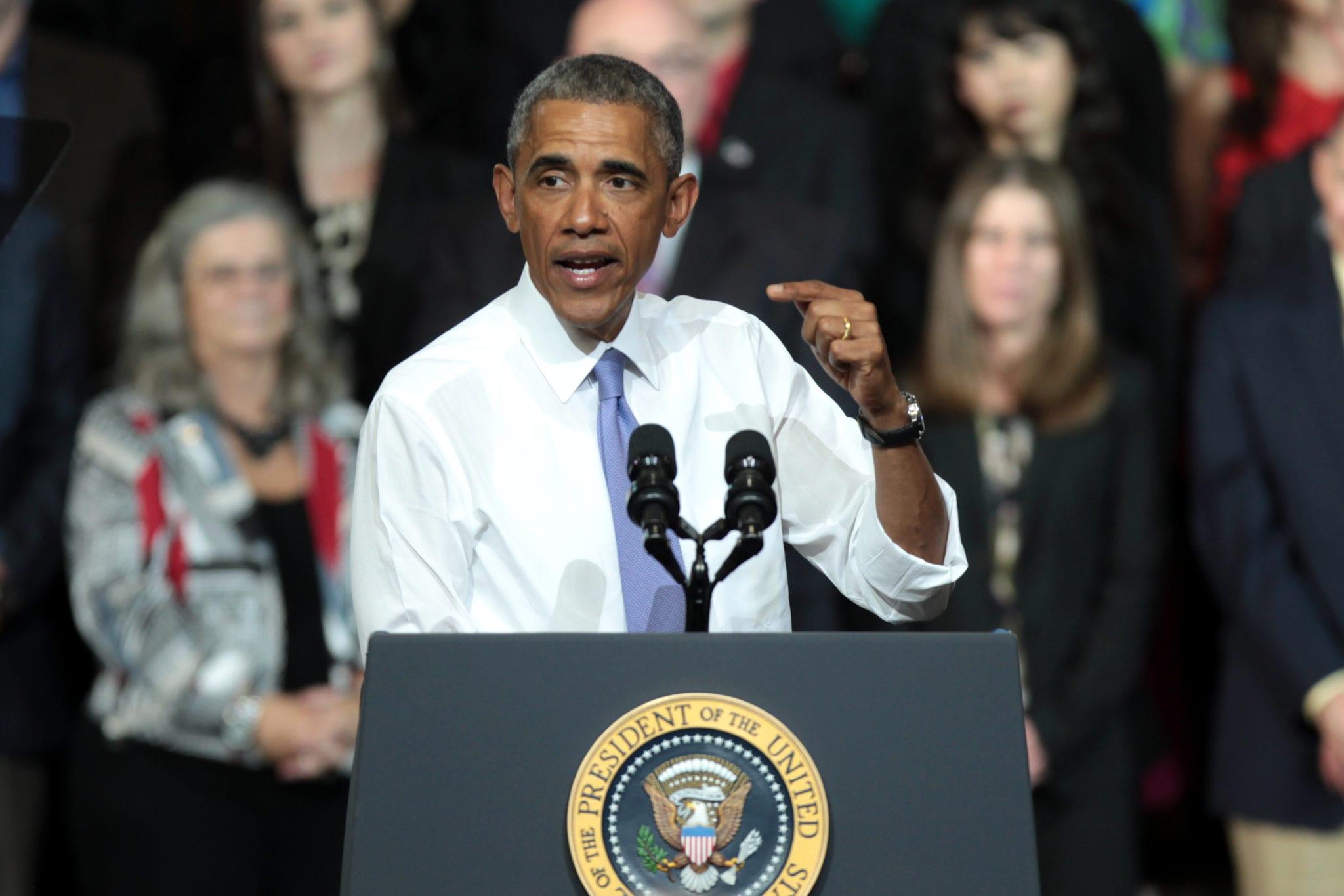 Barack Obama Muslim ban