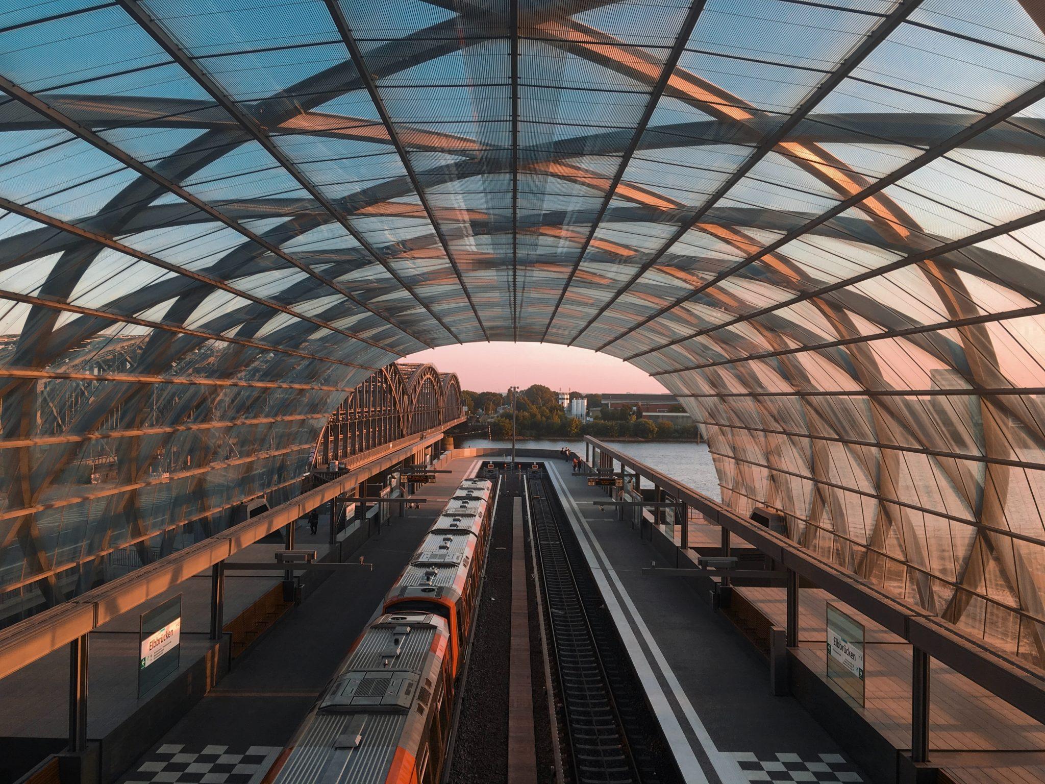 Entspannt mit der Bahn verreisen