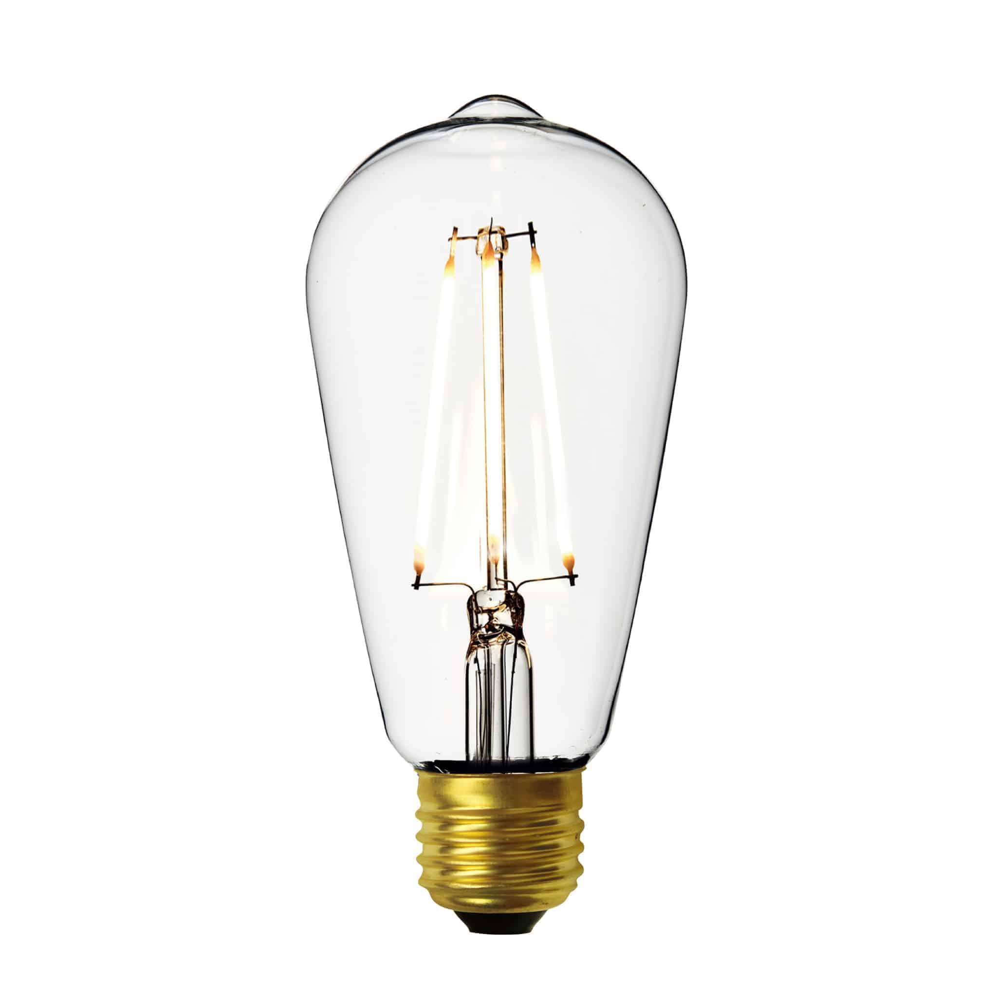 ST64-7W-C Industville Bulb