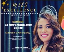 ELECTION DE MISS EXCELLENCE PARIS ET IDF 2019
