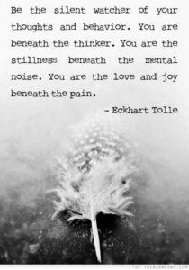 Eckhart tolle pain fair