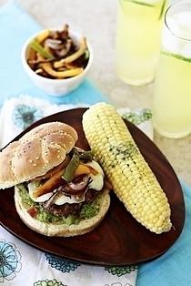 fajita burger recipe
