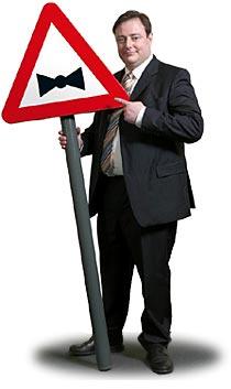 Bart De Wever met strik