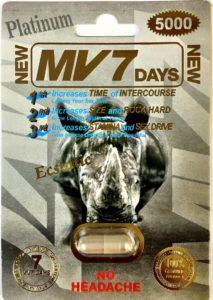 MV7 Days Platinum