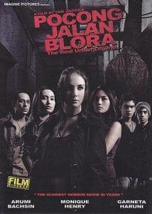 Review Film Pocong Jalan Blora (2009)