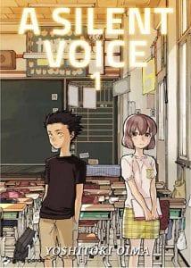 Review Manga A Silent Voice / Koe no Katachi (2013)
