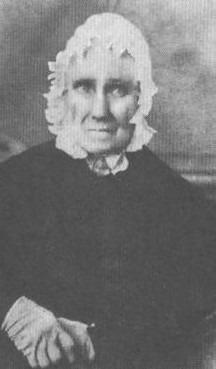 Sarah Bush Johnston portrait